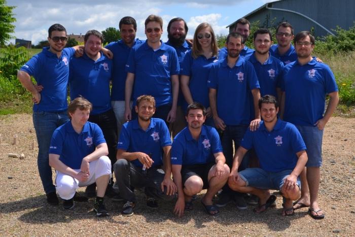 EDF2016 staff